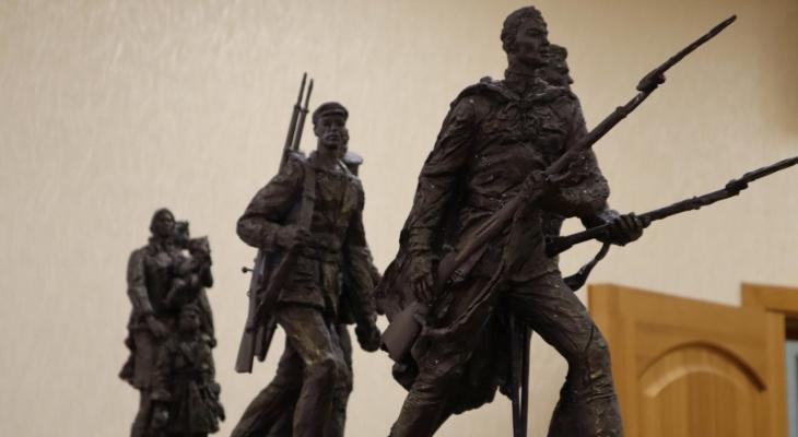 На набережной Сыктывкара хотят установить памятник, посвященный героям Великой отечественной войне