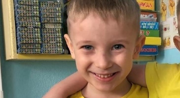 В Коми пропал 4-летний мальчик
