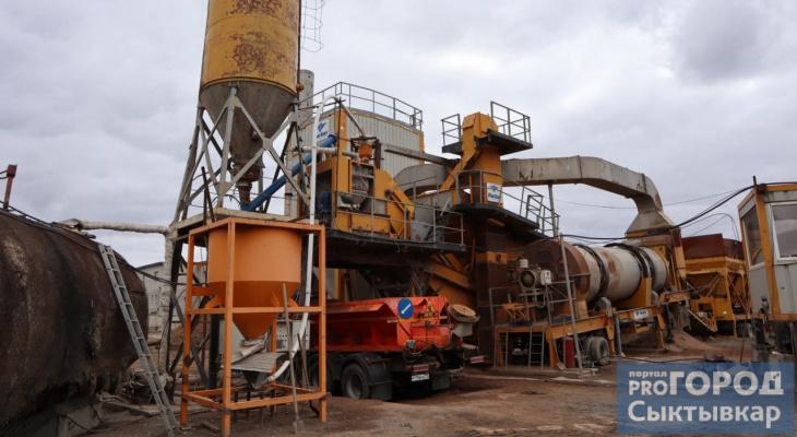 Жуткий грохот и горы гранита: как работают заводы по производству асфальта в Сыктывкаре