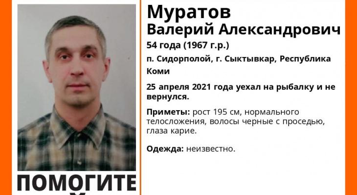 В Сыктывкаре ищут мужчину, который уехал на рыбалку и пропал