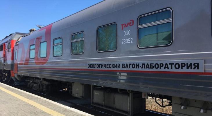 «Антиковидный» поезд повторно объедет Коми для вакцинации жителей