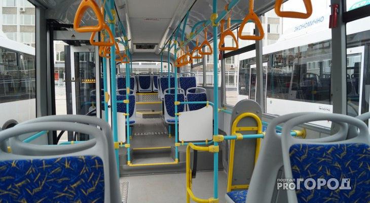 В праздники в Сыктывкаре изменится расписание автобусов