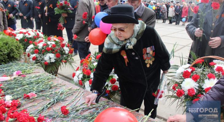 Сколько ветеранов Великой Отечественной войны живет в Коми