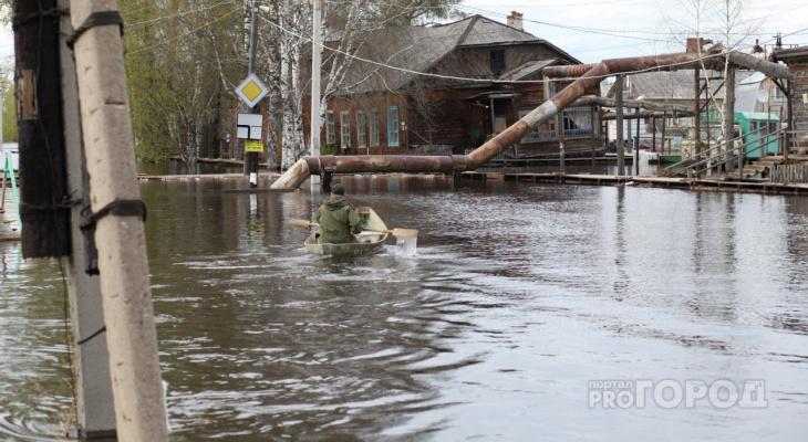 Коми получит 26,6 миллионов рублей на восстановление дорог после половодья