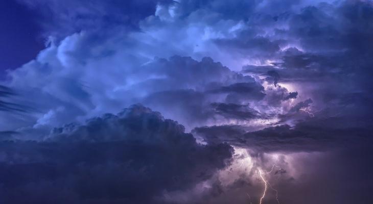 Погода в Сыктывкаре на 14 мая: синоптики обещают грозу
