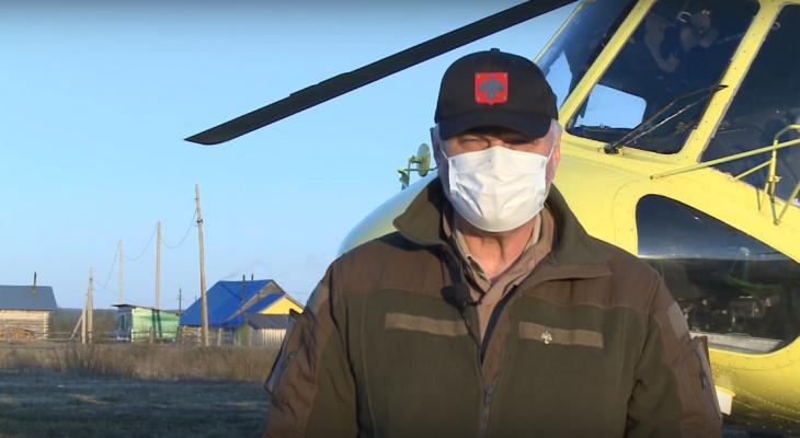 Глава Коми рассказал, как проходит ликвидация катастрофы на Колве