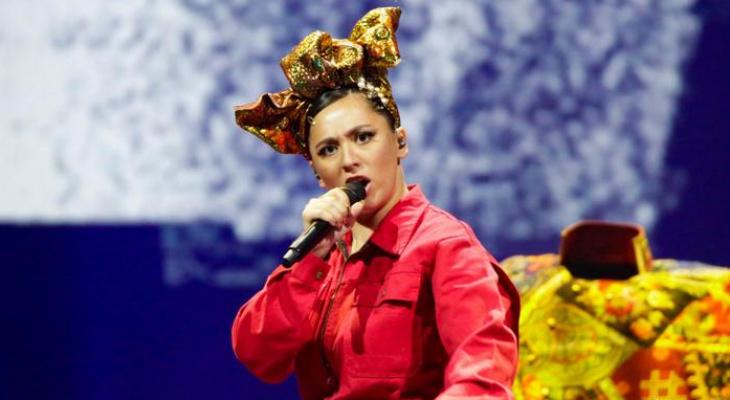 Выступление Манижи на Евровидении растрогало иностранцев до слез