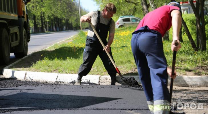 Когда и на сколько в Сыктывкаре перекроют дороги в ближайший месяц: полный список