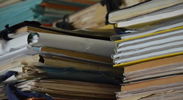 В Коми сотрудницу больницы оштрафовали за прозрачный файл с документами