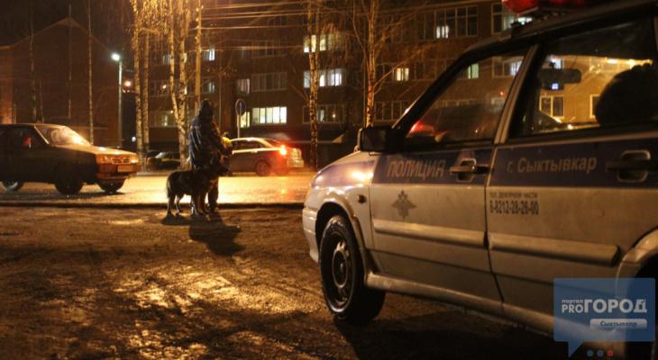 Ночью в Сыктывкаре полиция устроила погоню за мотоциклистом без прав