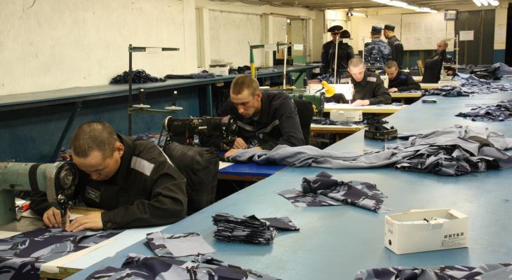 Во ФСИН заявили о заключенных с зарплатой в сотни тысяч рублей