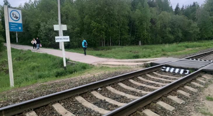 Поезд сбил подростка в Сыктывкаре: появились подробности происшествия
