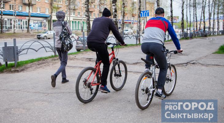 Где взять велосипед напрокат в Сыктывкаре: узнайте в нашей подборке