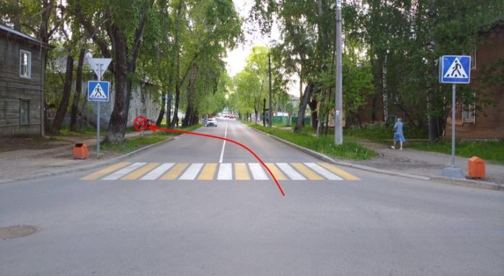 В Сыктывкаре таксист потерял сознание и врезался в жилой дом