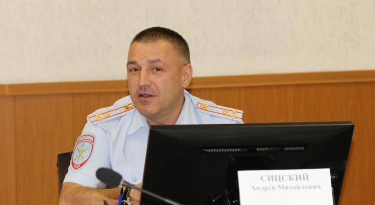 Главный полицейский Коми стал генералом