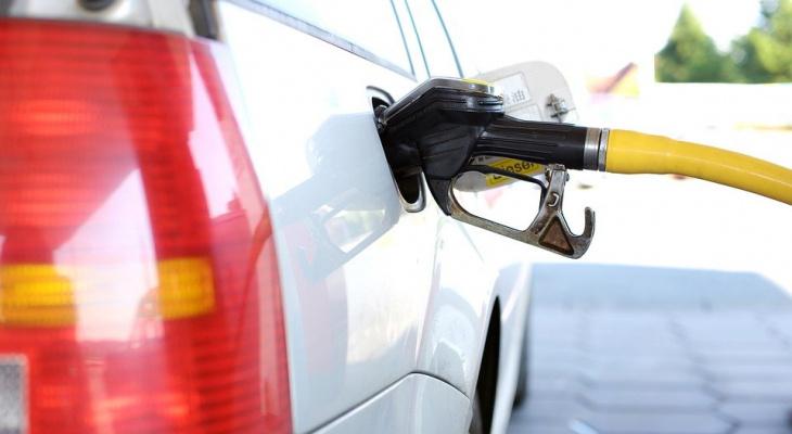В Сыктывкаре снова начали расти цены на топливо