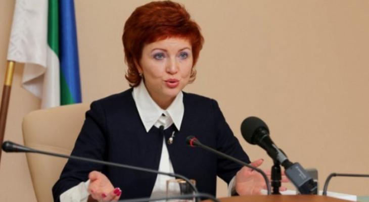 Экс-председатель ЦИКа Коми Елена Шабаршина выйдет по УДО