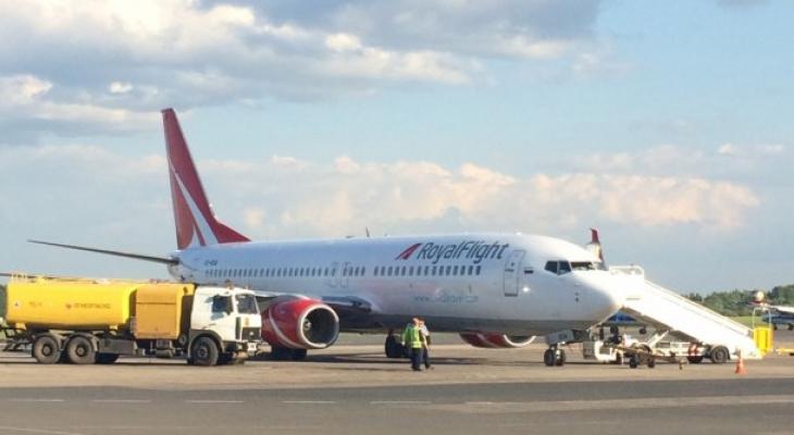 В Коми возобновили авиарейсы в Египет