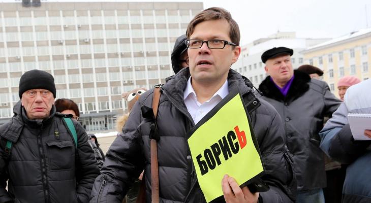 СМИ: у сыктывкарского правозащитника Эрнеста Мезака проходят обыски по уголовному делу