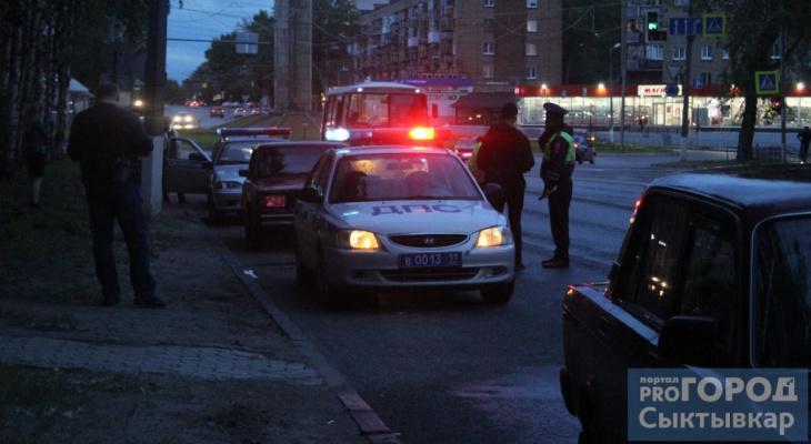 Сыктывкарец рассекал по улицам с поддельными водительскими правами