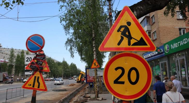 «Надо, чтобы не было, как на базаре»: мэр Сыктывкара собирается привести Коммунистическую в «столичный» вид