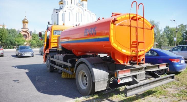 Где взять воду в Сыктывкаре 7 июля: список адресов