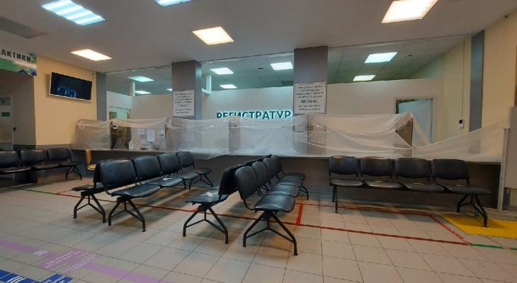В Сыктывкаре за сутки подтвердилось больше 100 случаев коронавируса