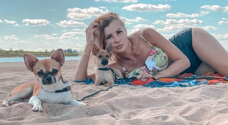 Лето в зените: подборка очаровательных фото сыктывкарских девушек из Instagram