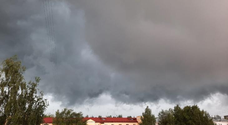 Погода в Сыктывкаре на 20 июля: грозы возвращаются