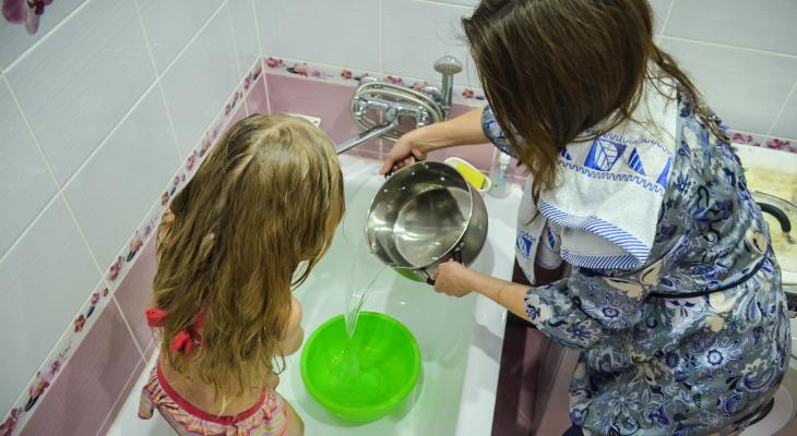 Где в Сыктывкаре отключат горячую воду с 23 июля: список адресов