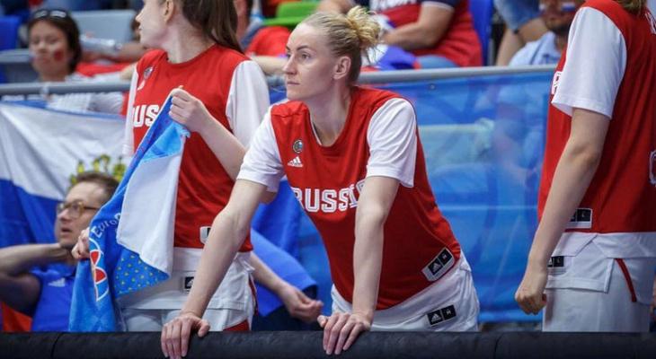 Главный менеджер «Ники» рассказал, почему баскетболистка из Сыктывкара не смогла вылететь на Олимпиаду
