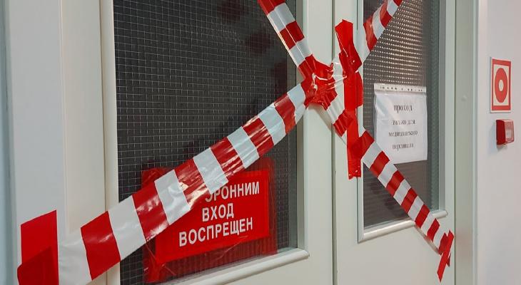 В Сыктывкаре вновь выявили больше 100 случаев ковида за сутки