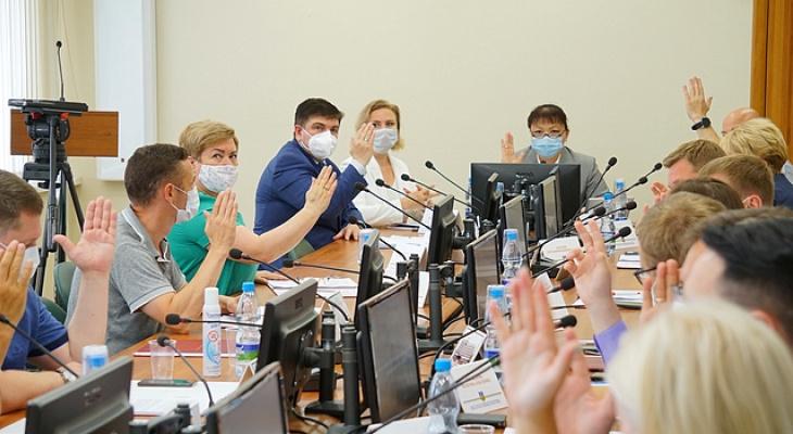 Совет Сыктывкара поддержал закон о присвоении городу статуса столицы Коми