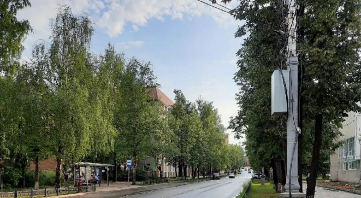 Погода в Сыктывкаре на 22 июля: жары больше нет