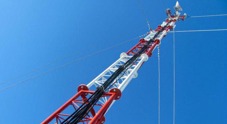 За первое полугодие 2021 года Tele2 увеличила количество базовых станций в Коми на 17%