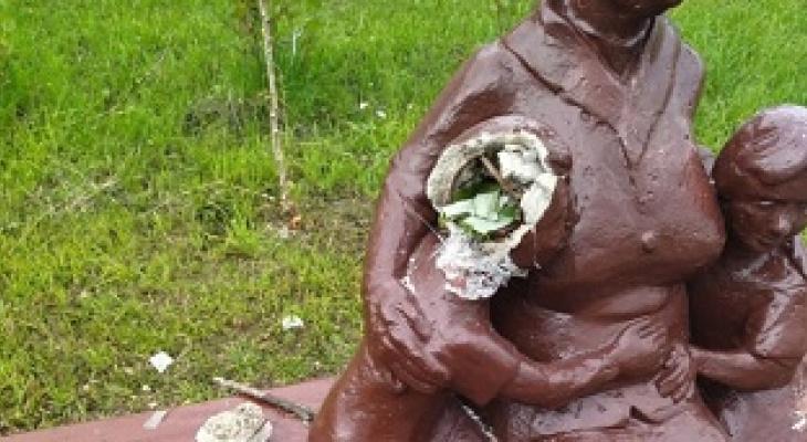 В Коми вандалы проломили голову «мальчику»