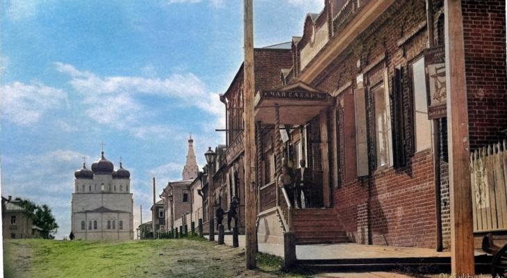 Княжеский перстень за покатушки и первый универмаг в городе: прогулки по Коммунистической времен Усть-Сысольска