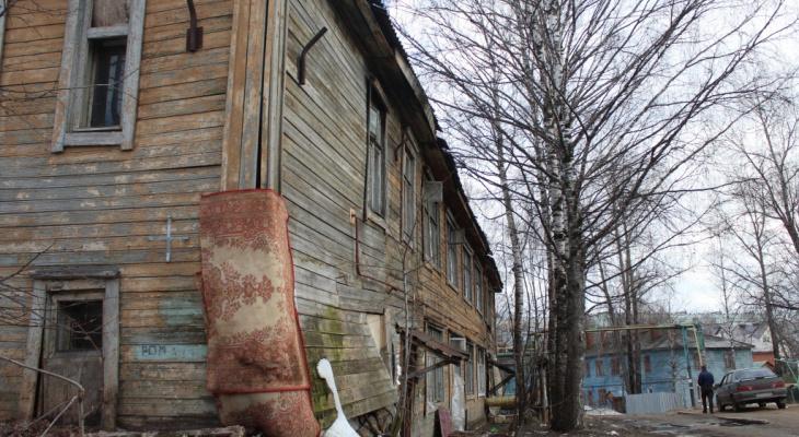 В Сыктывкаре еще 26 домов признали аварийными