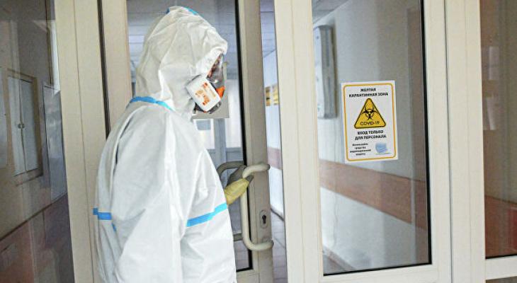 За сутки в Коми прибавилось 219 зараженных COVID-19