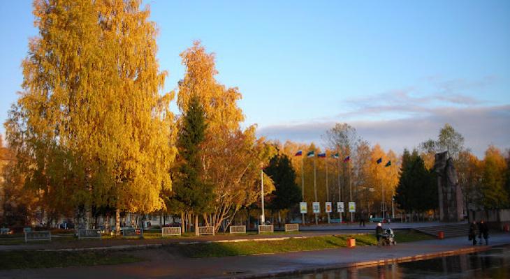 Погода в Сыктывкаре на 16 сентября